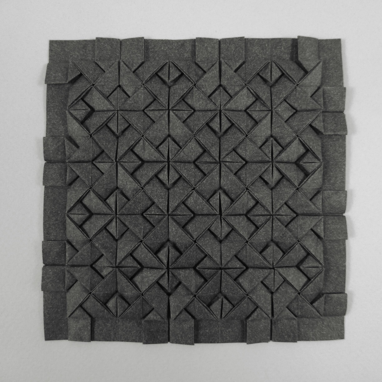 Square interlace tessellation by micha kosmulski crease pattern square interlace tessellation square interlace tessellation dailygadgetfo Images