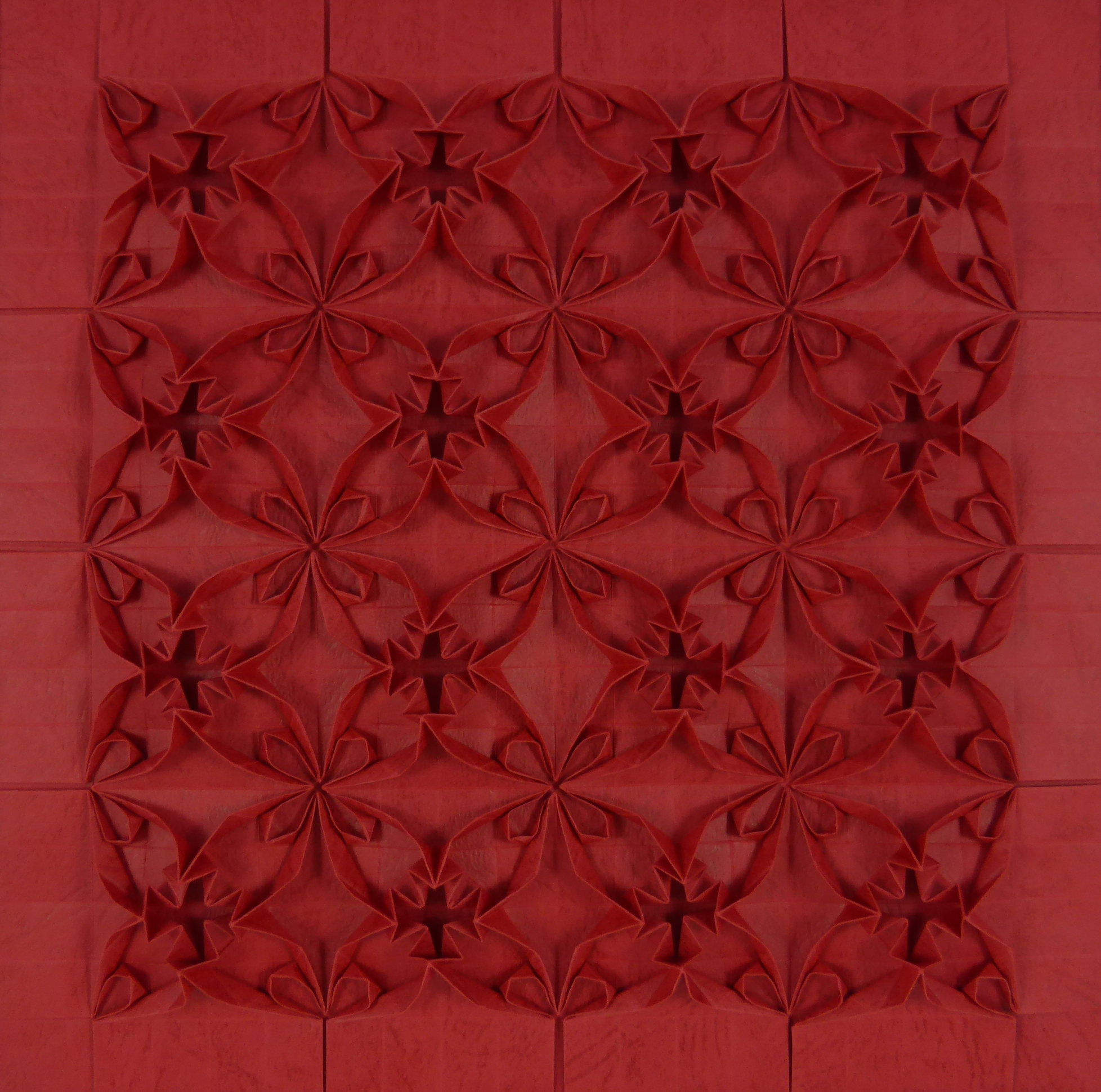 Two In One Flower Tessellation Whole